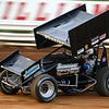 Phil Walter gave it everything he had in that old #1 car. 8-5-09 WG.
