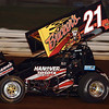 Brian Montieth won the Kasey Khane 360 Challenge   race at Williams Grove Speedway on 8-05-09.