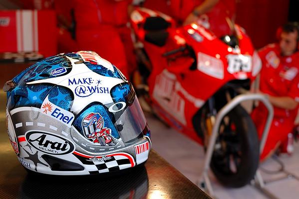 2009 - MotoGP @ Indianapolis