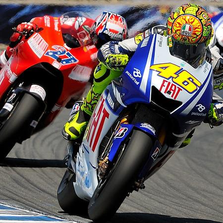 2009 - MotoGP @ Laguna Seca