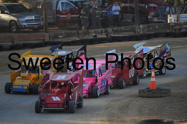 Sumter 2-27-09 - Slingshots