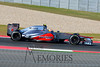 Winner of the 2012 U.S. Formula 1 Grand Prix, Lewis Hamilton, driving the #04 Verizon McClaren Mercedes.