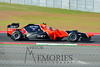 Charles Pic driving the Marussia F1 Team #25 car