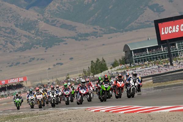 2012 - World Superbike @ Miller