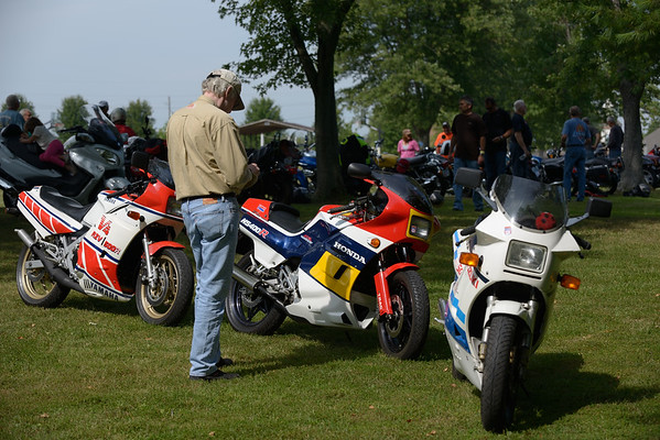 2013 - Cycle World Rolling Concours