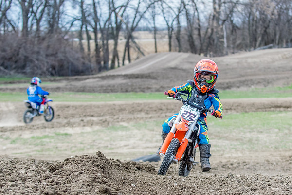 2017-04-15, Dakota Motocross Prepped Practice