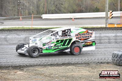 """4/29/18 Bridgeport Speedway """"South Jersey Shootout"""""""