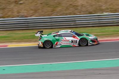 Castrol Honda Racing