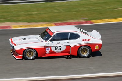 Ford Capri 3100 RS 1974