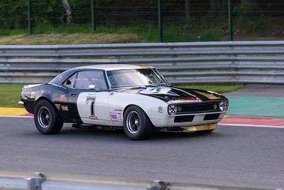 CHEVROLET / Camaro Z 28 / 1967