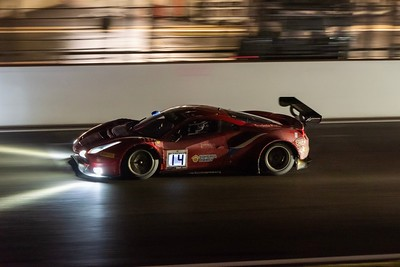 Bohemia Energy racing with Scuderia Praha