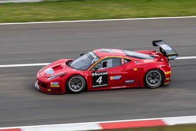 Ferrari 458 GT 2 (2011)