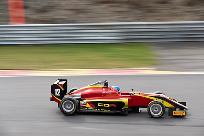 Chris Dittmann Racing F3