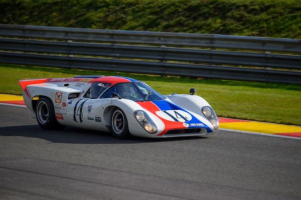 Masters Historic Sports Car