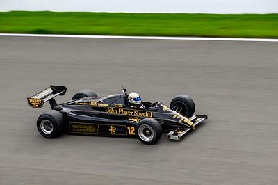 Masters Historic Formula One
