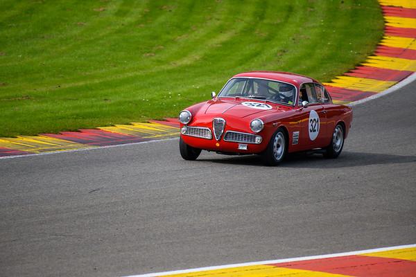 Gentlemen Drivers Pre-66 GT Cars