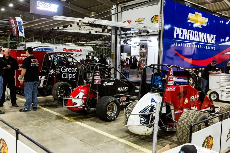 Shawnee Expo Cart Motorcycle Quad Races