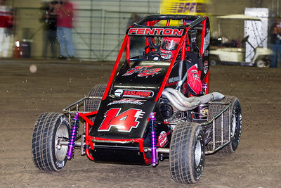 2014 Chili Bowl Tuesday