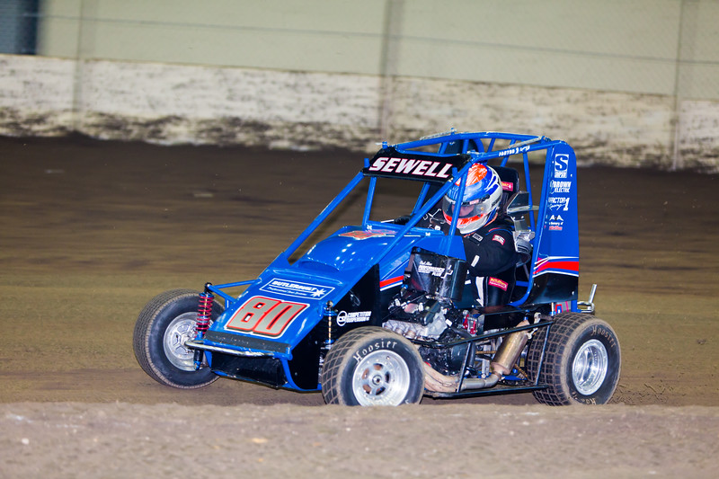 2014 Tulsa Shootout Practice Day