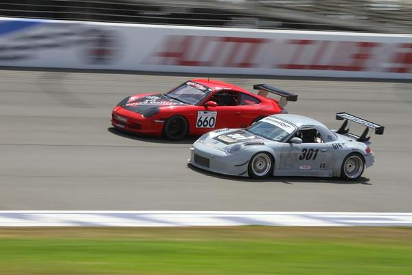 Auto Club Speedway- July 2010