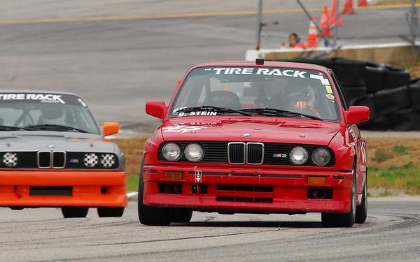 BMW CCA Club Racing at NHMS, October 2011