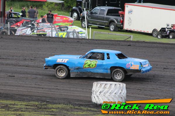 Buffalo River Race Park 2013