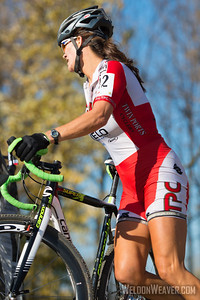 2012 USGP Louisville.  FLECK Jeanne VELO Duluth- Twin Ports Cyclery.