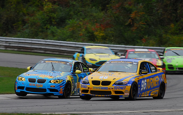 Continental Challenge Finale at Lime Rock Park, Sept. 29, 2012