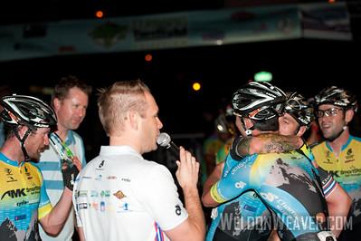 Luke Keough (Team Mountain Khakis-SmartStop) wins the 2012 Terrapin Twilight Criterium.