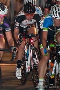 Addyson 'Addy' Albershardt (NOW-Novartis for MS).  2012 Terrapin Twilight Women's race.