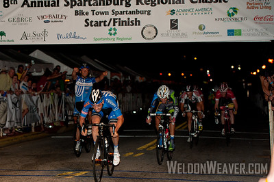 Jake Keough (Unitedhealthcare Professional) wins the 8th annual Spartenburg Regional Classic. 2012 Spartanburg Regional Classic.