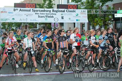 The Start. 2012 Spartanburg Regional Classic.