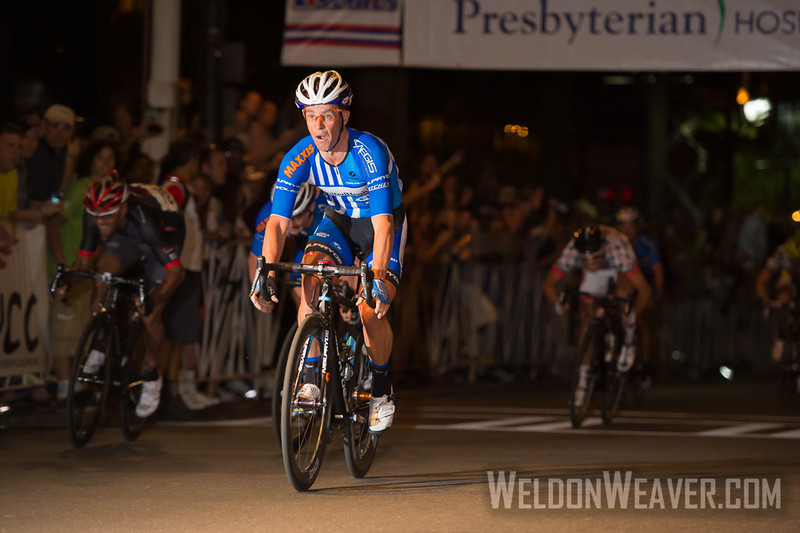 2013 Presbyterian Invitiational Criterium.  Photo by Weldon Weaver.