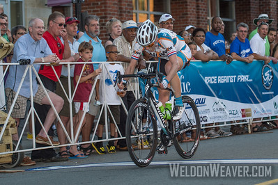Alison Powers wins the 2013 Winston Salem Classic.  Photo by Weldon Weaver.