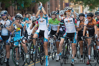 Alison Powers, Robin Farina,  2013 Winston Salem Classic.  Photo by Weldon Weaver.