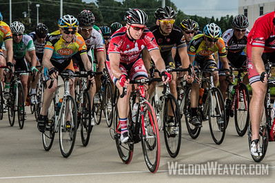 Men 40-49.  2013 NC State Crit Championships. Kernersville, NC. Photo by Weldon Weaver.