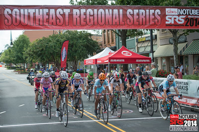 Women Pro 1/2/3.  2014 SRS Greenville.  Photo by Weldon Weaver.2014 SRS Greenville.  Photo by Weldon Weaver.