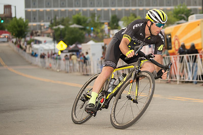 Ty Magner in the winning move of the 2017 Winston Classic Crit