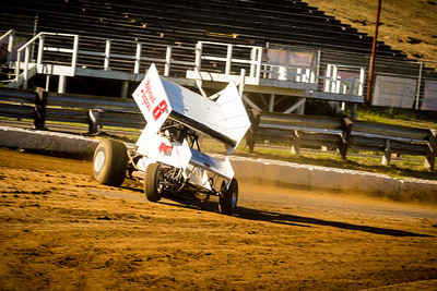 Racing action from Coos Bay Speedway