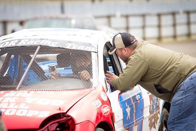 Racing from Douglas County Speedway - Roseburg Oregon