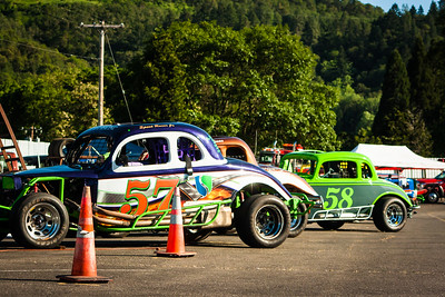 Buy this print at http://www.highlineimage.com/Racing/Douglas-County-Speedway/Opening-Day-at-DCS
