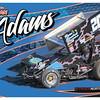 Jordan Adams Hero Card Front