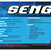 Brad Seng Hero Card Back