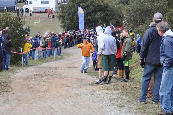 East Garrison Race 2012 Fresh/Soph Girls