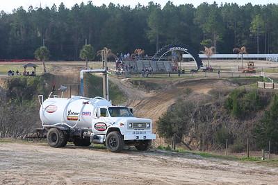 Gatorback HS-9, Feb. 21-22, 2009