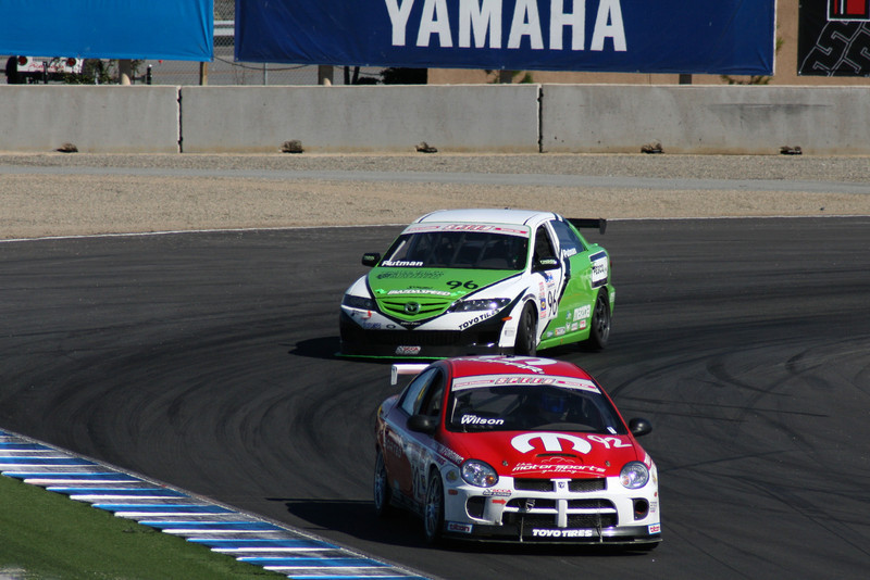 Stock GT Racers