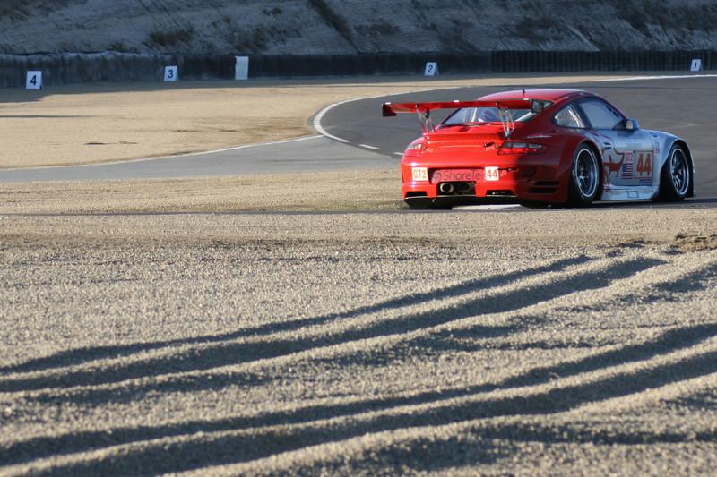 American Lemans Racing at Laguna Seca