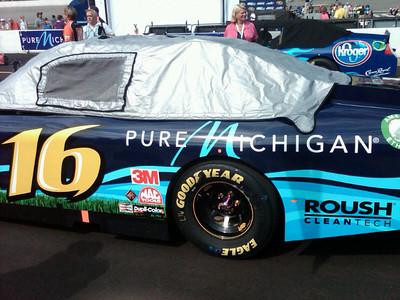 Greg Biffle's #16 Sprint Cup Car (Michigan)