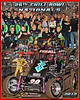 2012  Kevin Swindell  POSTER 3 Time Champion Vertical