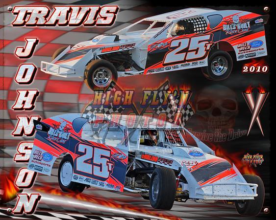 Travis Johnson 2010  POSTER
